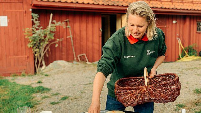 BEBOER OG BESTYRER: Ragna Kronstad i Bymiljøetaten