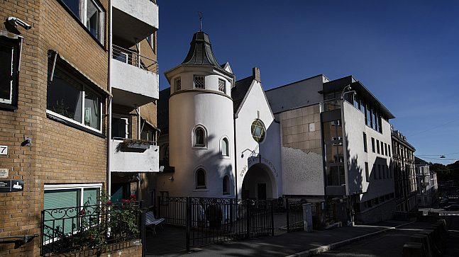 Synagogen Bergsdalsstien
