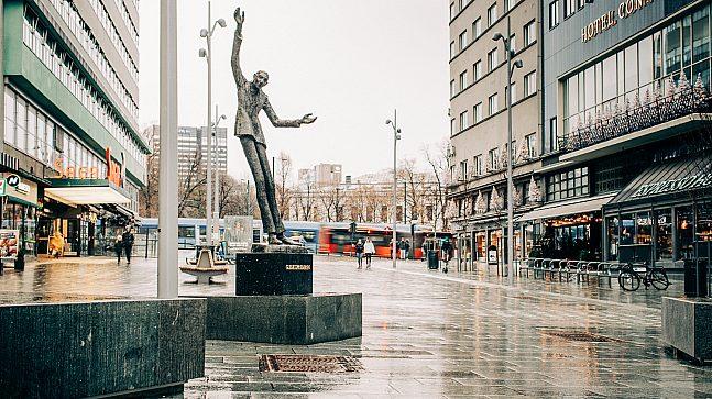 Olav V Oslo sentrum