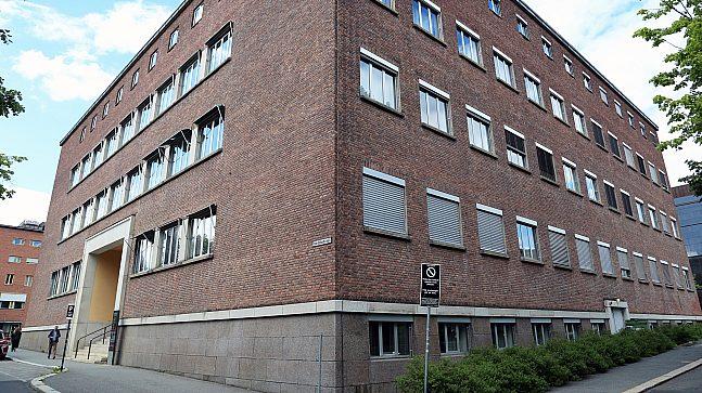Farmasibygget Universitetet i Oslo