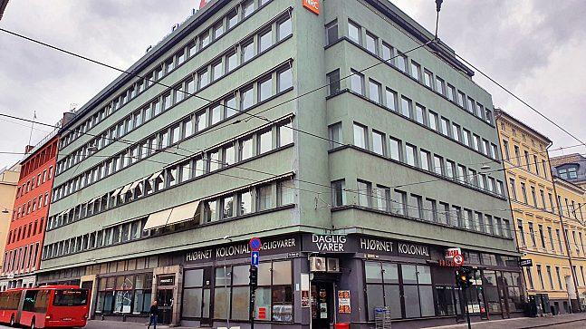 DeNoFa-bygningen Prinsens gate 2