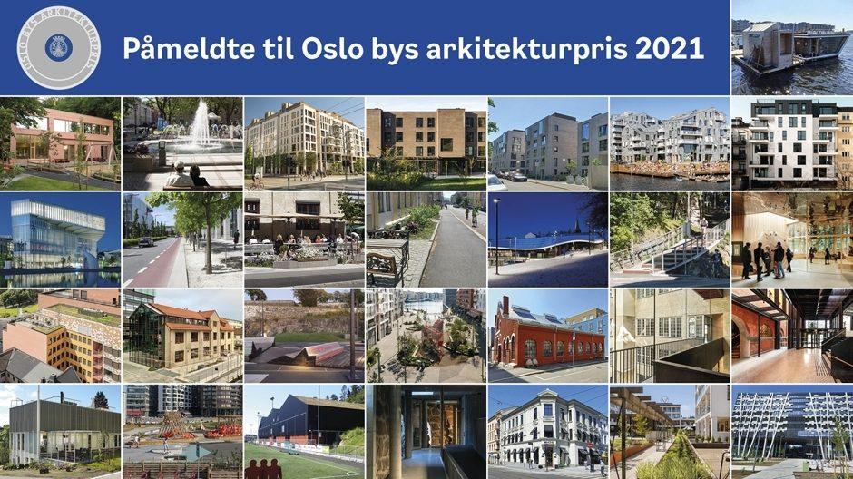 Alle pameldte Collage til Byplan Oslo