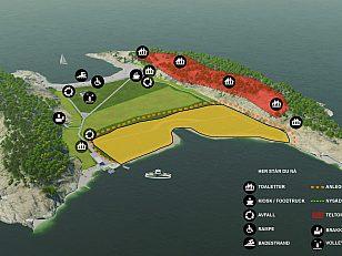 jøetaten jobber for at det kommer på plass en midlertidig løsning denne sommeren (Illustrasjon: ).