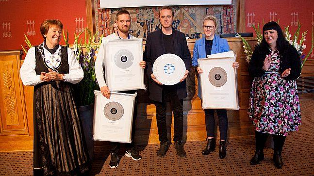 Vinnerne av Oslo bys arkitekturpris 2018