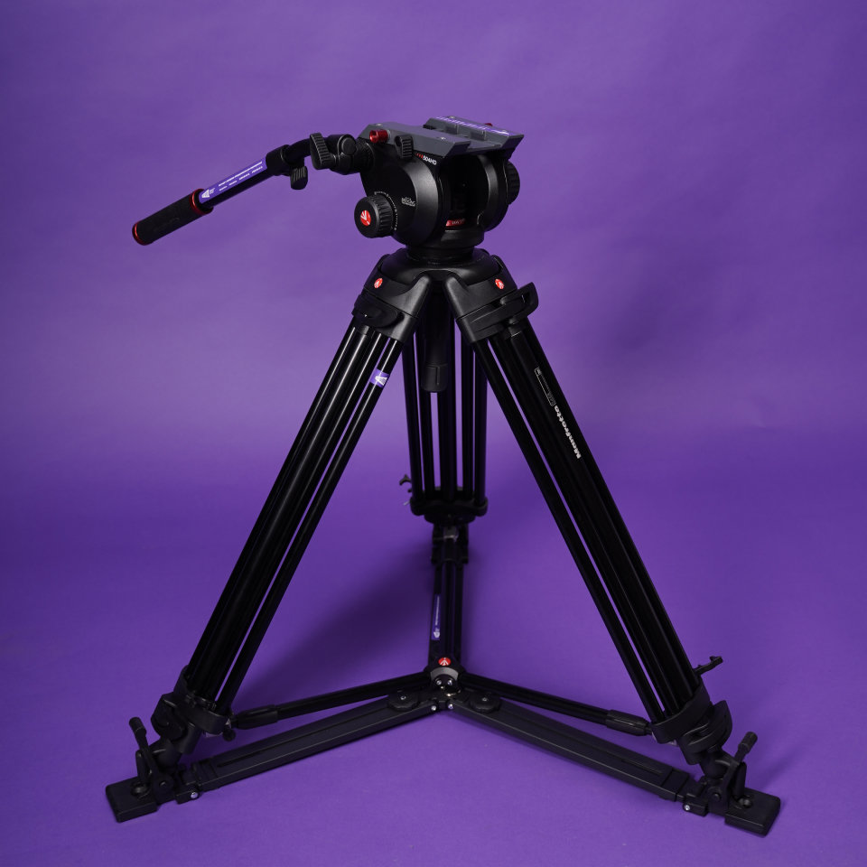 Manfrotto 546GBK + 504HD