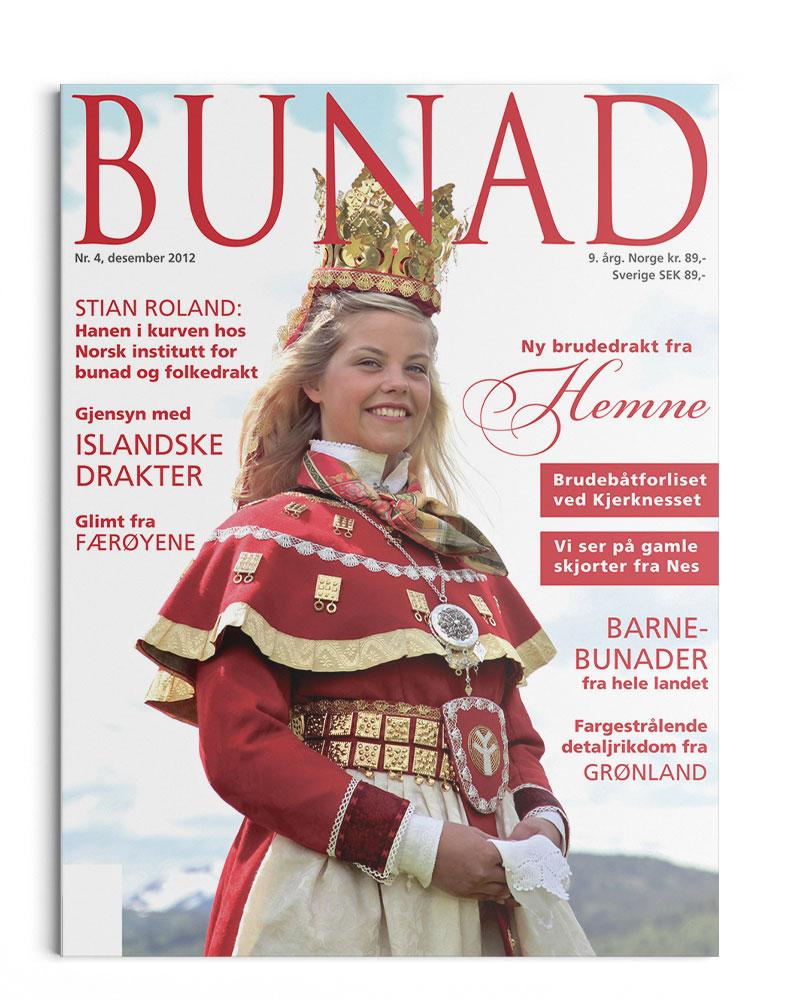 Bunad utgave 4 2012