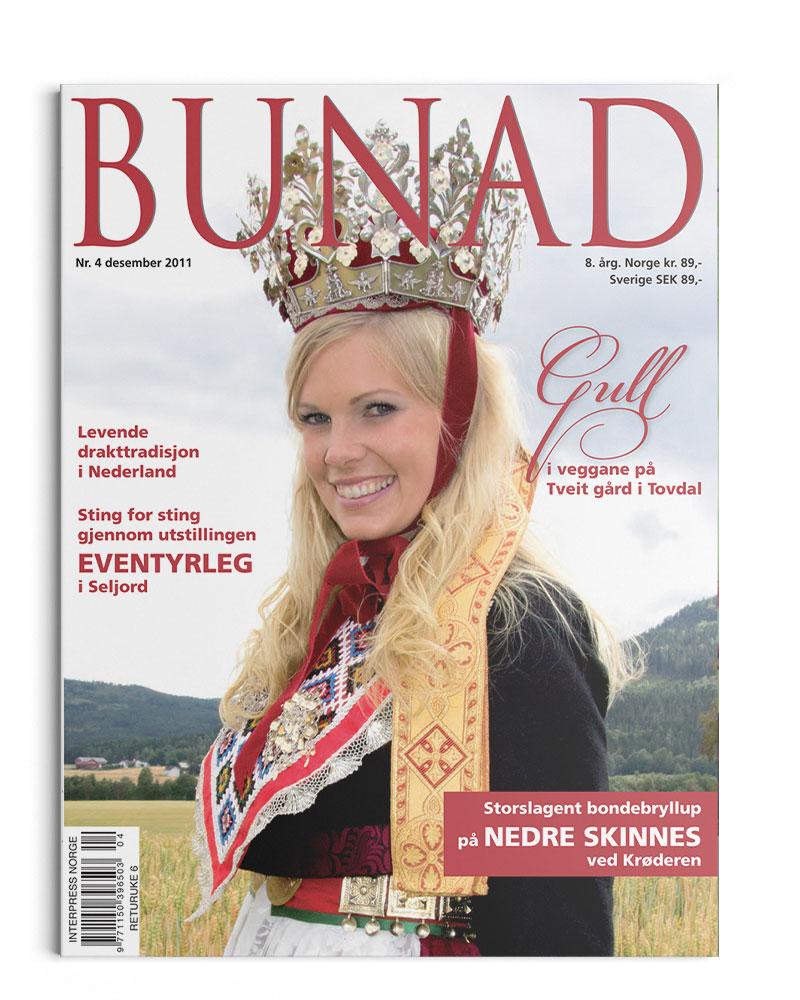 Bunad utgave 4 2011