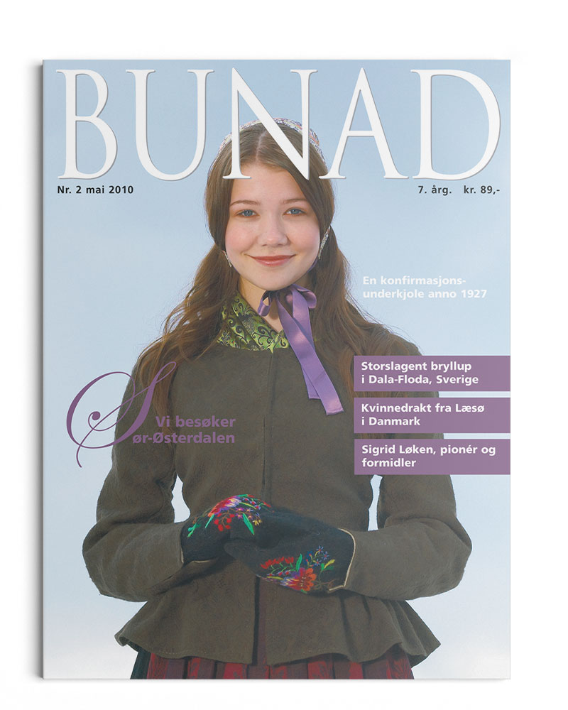 Bunad utgave 2 2010