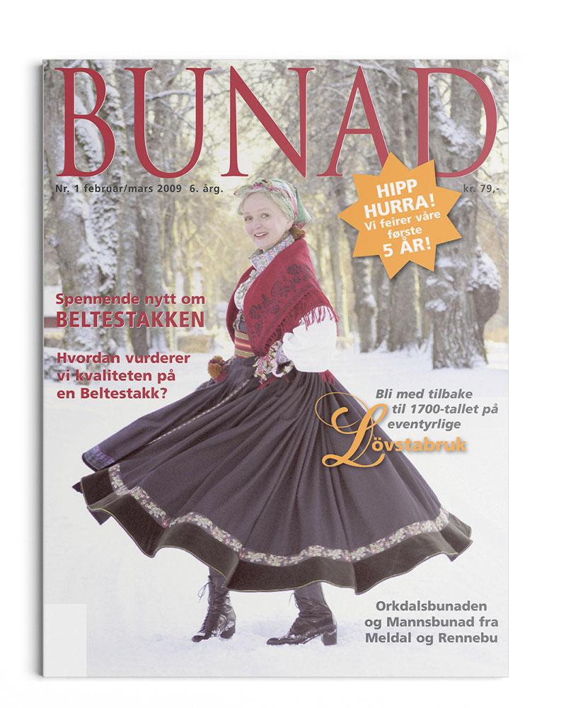 Bunad utgave 1 2009
