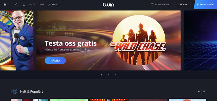Twin Casino Review Ratings 200 100 Free Spins