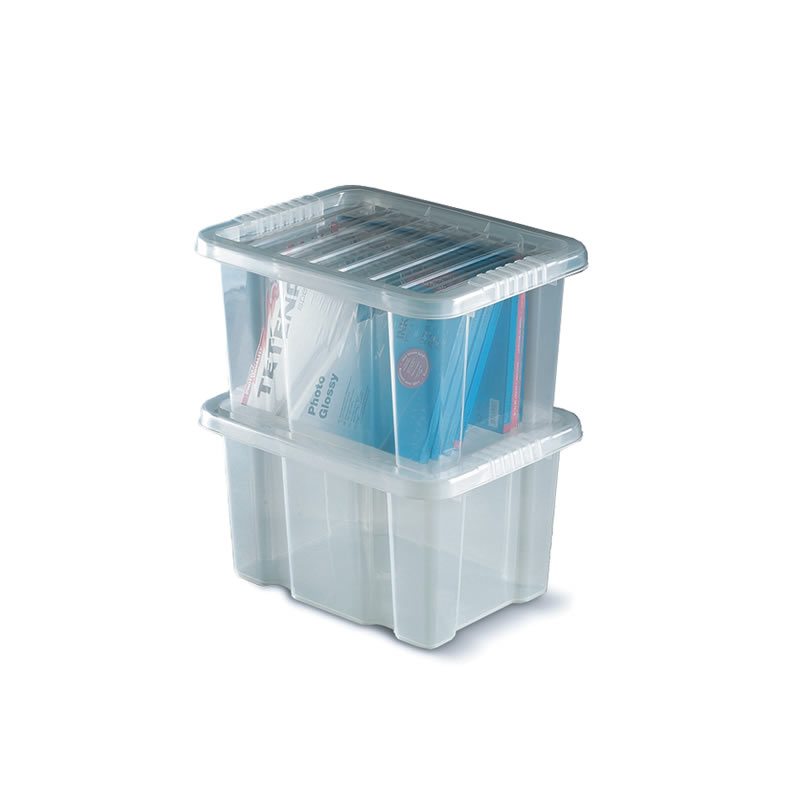Plastic Containers - 24 litre