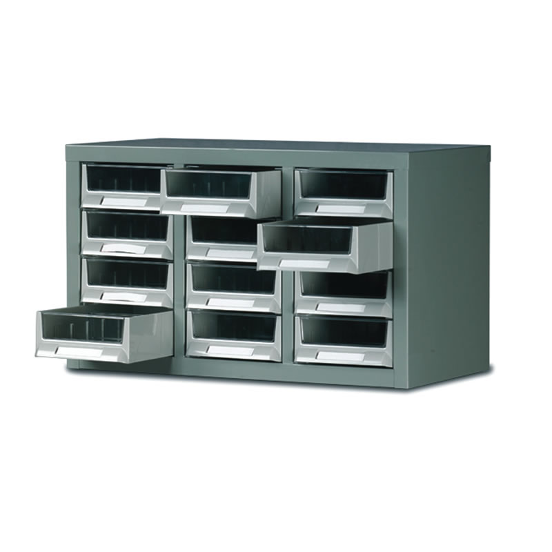 Small Parts Drawer Cabinet - 12 Drawers