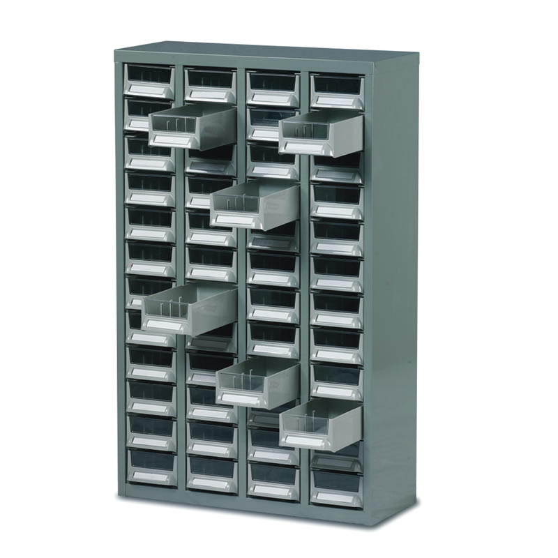 Small Parts Drawer Cabinet - 48 Drawers