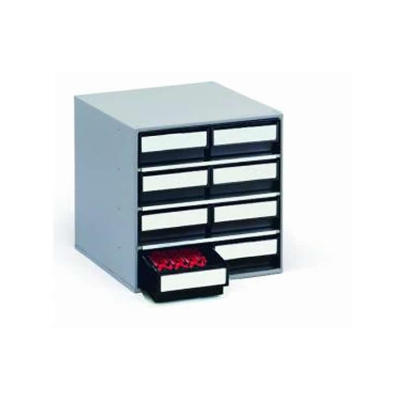 ESD bin cabinet - 8 x 4020 bins