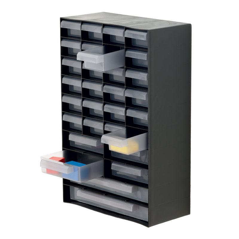 Multi-Drawer Storage Unit - 30 Drawers