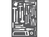 Perfo Maintenance Tools Overlay (Panel 1)