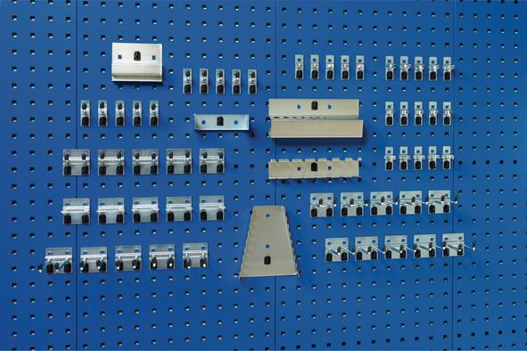 Perfo 60 Piece Hook Kit Pl38