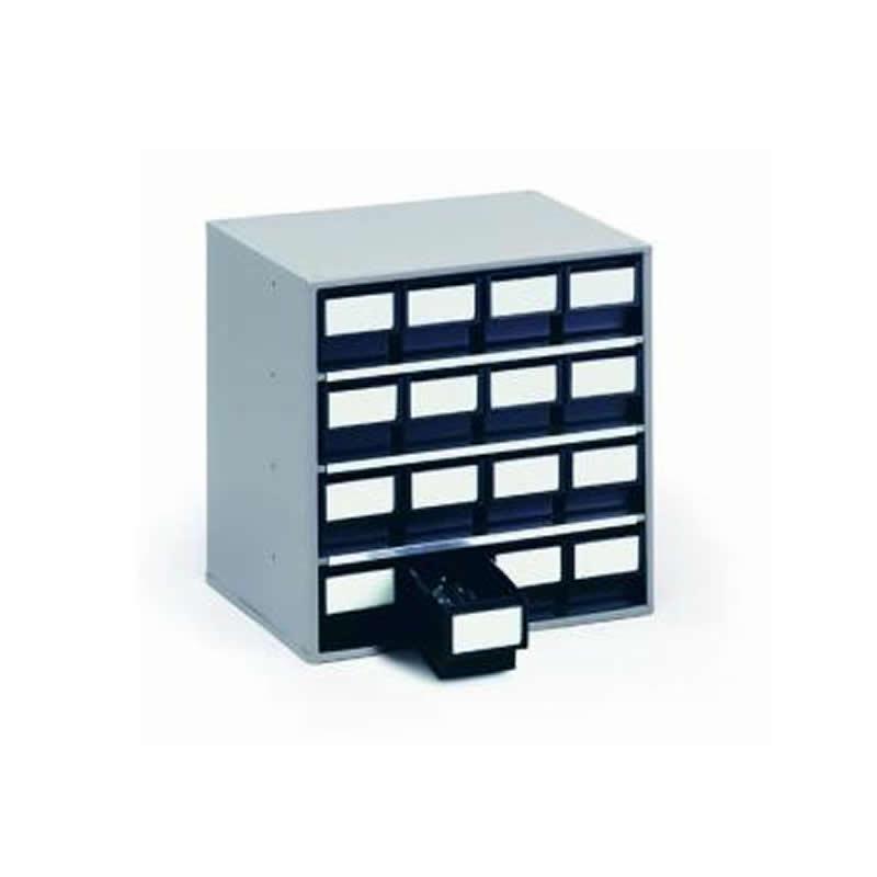 ESD bin cabinet - 16 x 3010 bins