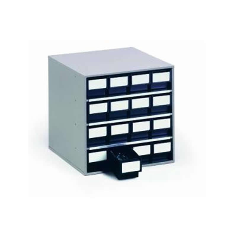 ESD bin cabinet - 16 x 4010 bins