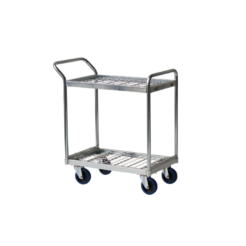 Two-tier Picking Trolley