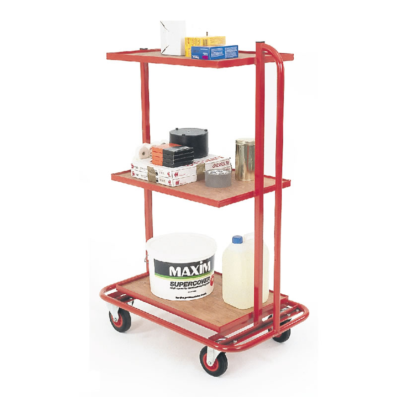3 Tier Container Trolleys