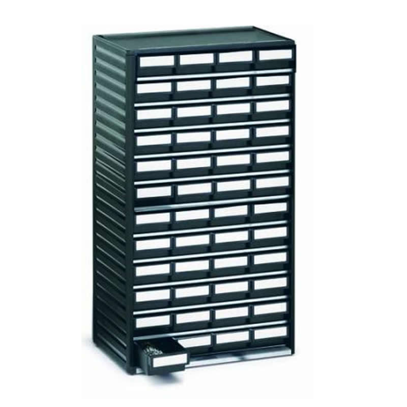 ESD storage cabinet - 48 x size 01 drawers