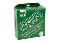 Numatic Hepa-flo dust bags for Charles, George, NQS350B Cleaners