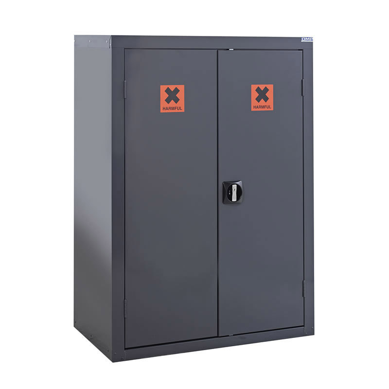 CoSHH Cabinet - 2 Doors and 2 Shelves