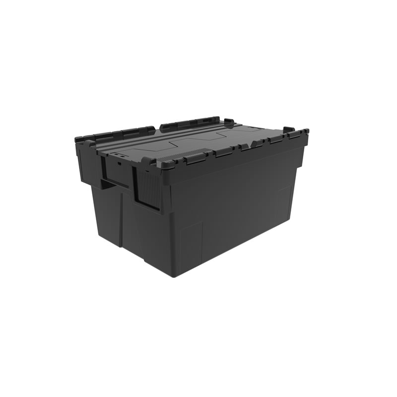 Attached Lid Container - 65 Litre