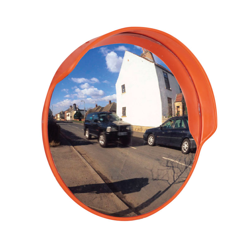 Blind Spot Mirror with Hood - 450mm Diameter