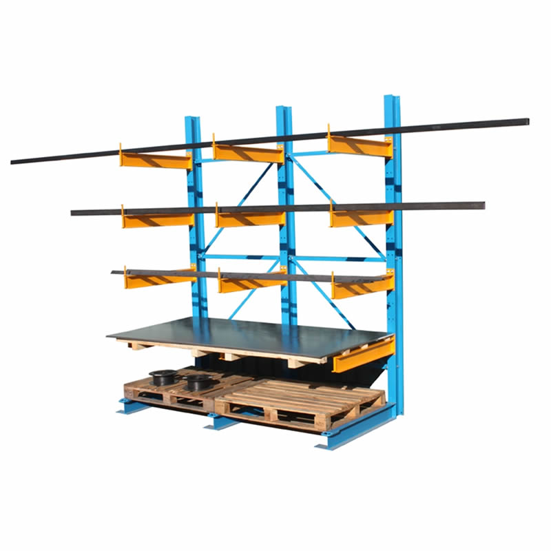 Cantilever Racking - 500mm Arms