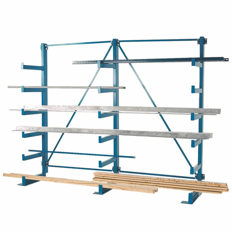 Cantilever Parallel Racking - Single Sided