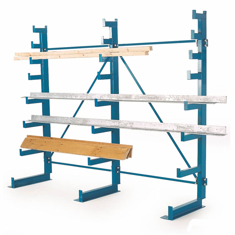 Cantilever Tapered Racking - Single Sided