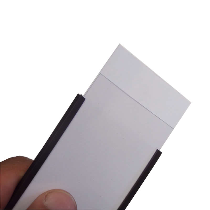 Card Inserts for Label Holders - 80mm High