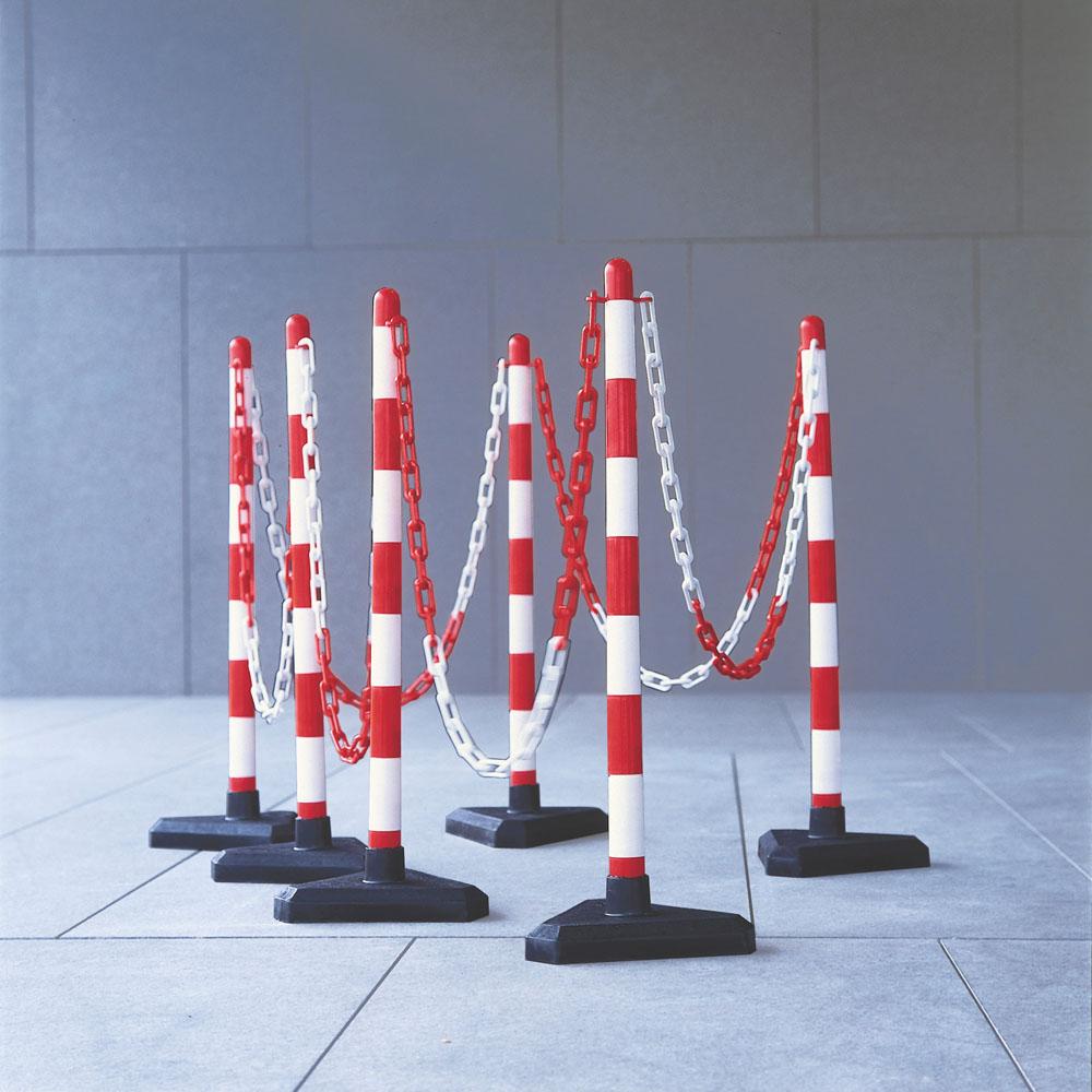 Lightweight Chain Posts - Set of 6