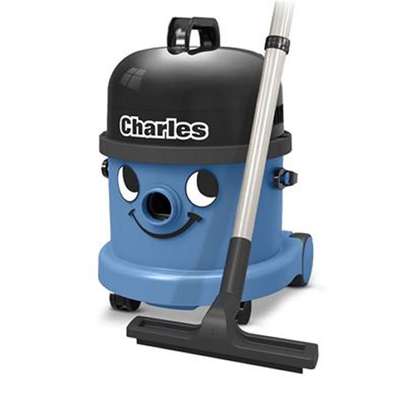 Numatic CVC370 Charles Wet/Dry Vacuum Cleaner