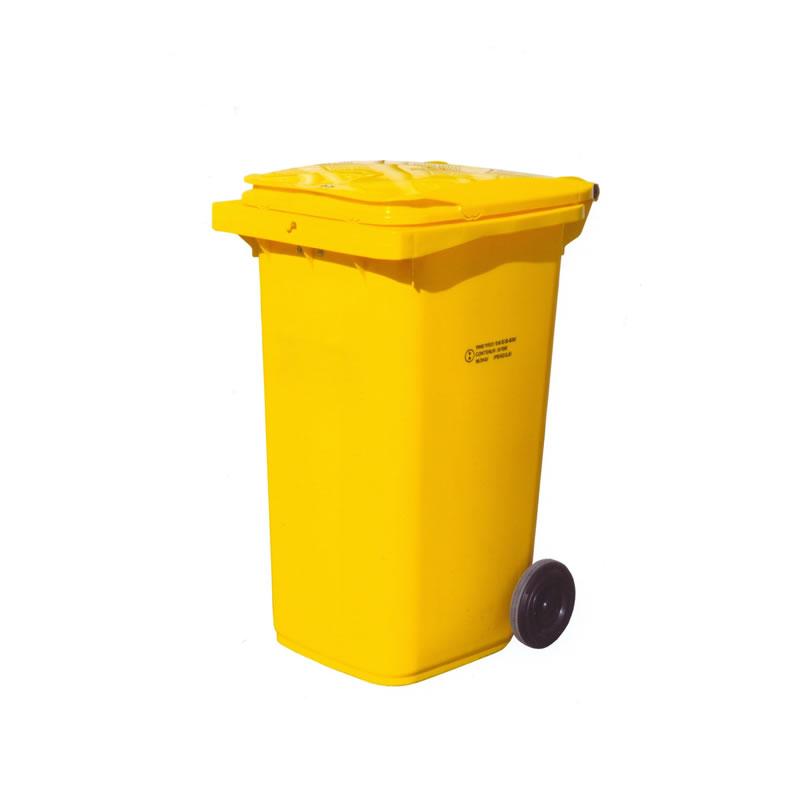 240 Litre Clinical Waste Bin