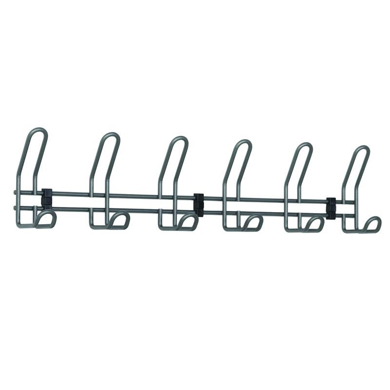 Coat Rack - 6 Coat Hooks