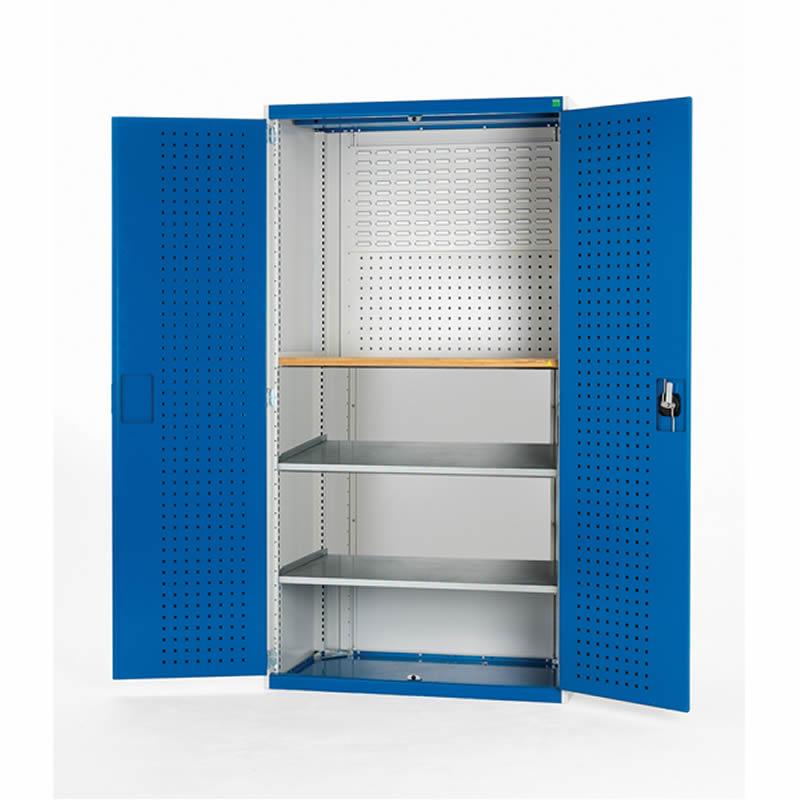 Cubio Mini Workshop - 2 Shelves - 1050mm Wide