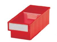 Dividers for Coloured Bin Cabinet Shelf Bins/Drawers