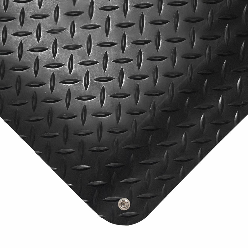Deckplate Anti-Static Mats - Black