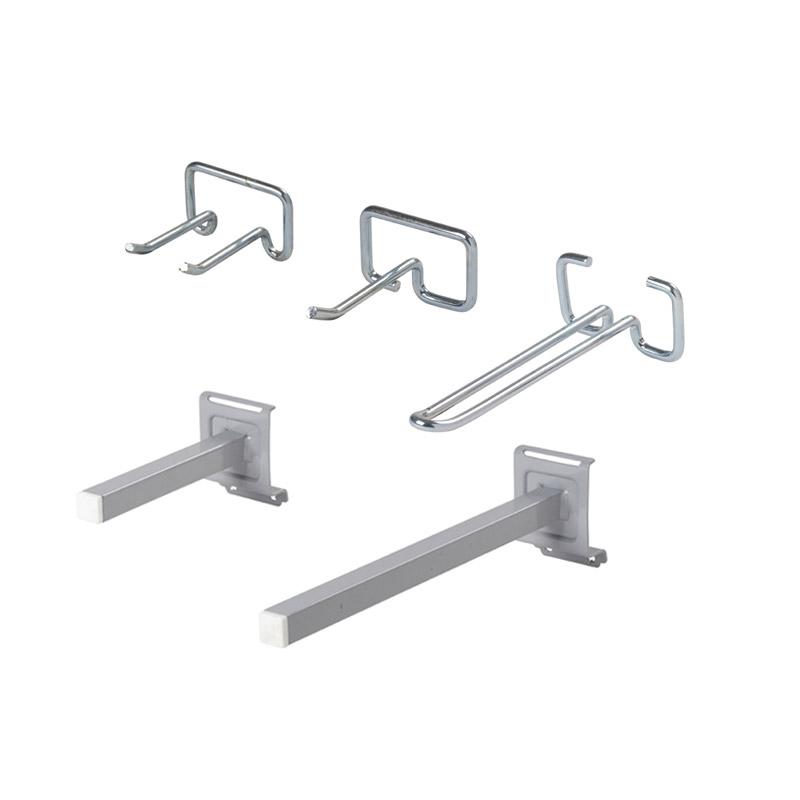 Hooks & Spigots for Dexion Maxi Bins