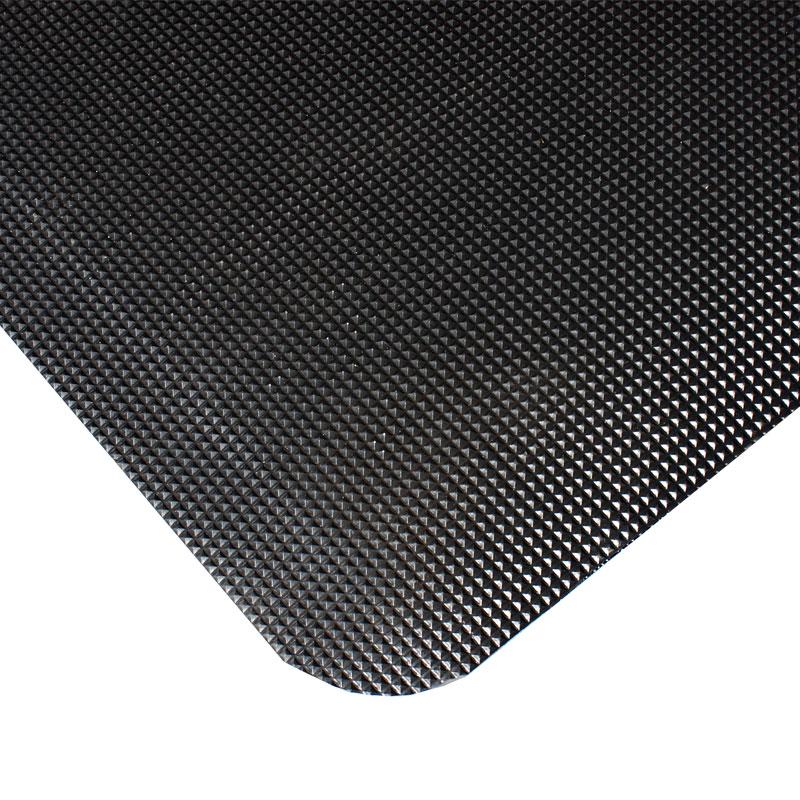 Diamond Tread Fire Resistant Welding Mats