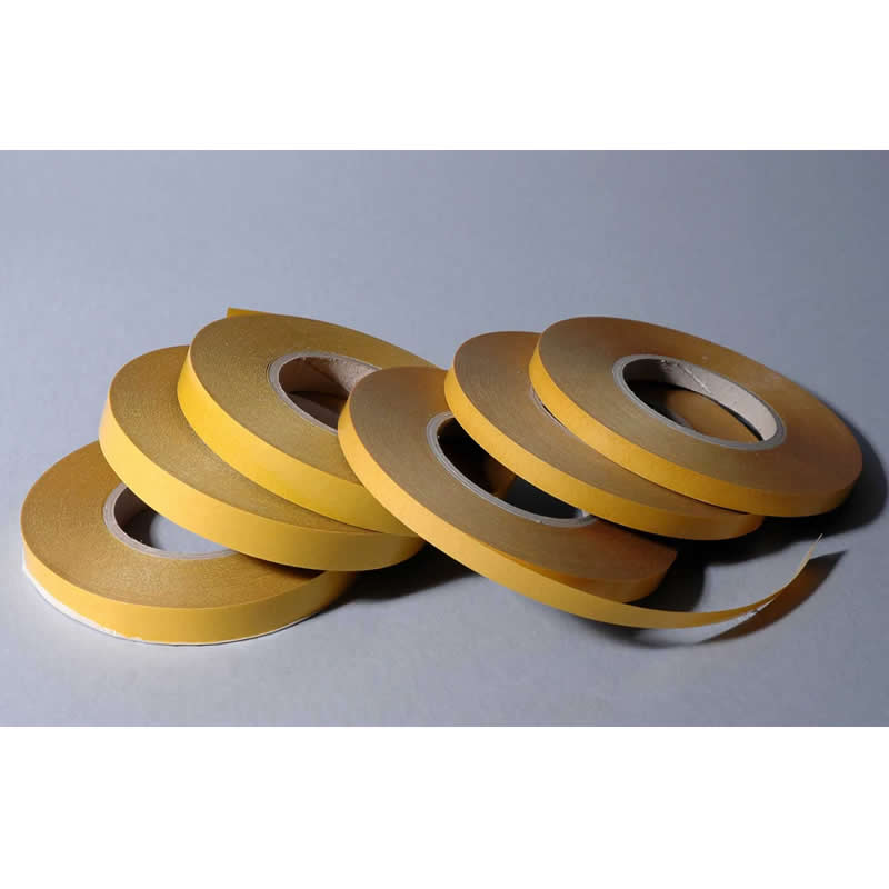 Double Sided Self-Adhesive Tape - 50m Rolls