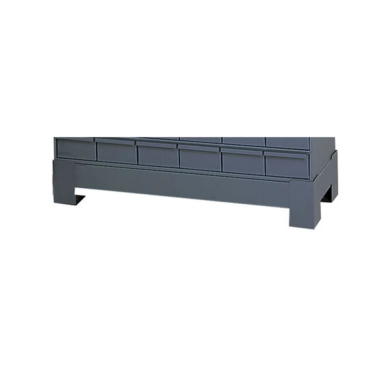 Base Unit for Drawer Cabinets and Pigeon Hole Storage Units