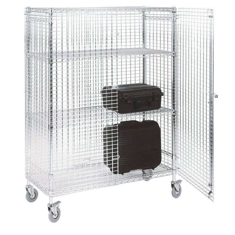Eclipse Security Cages - Mobile Units