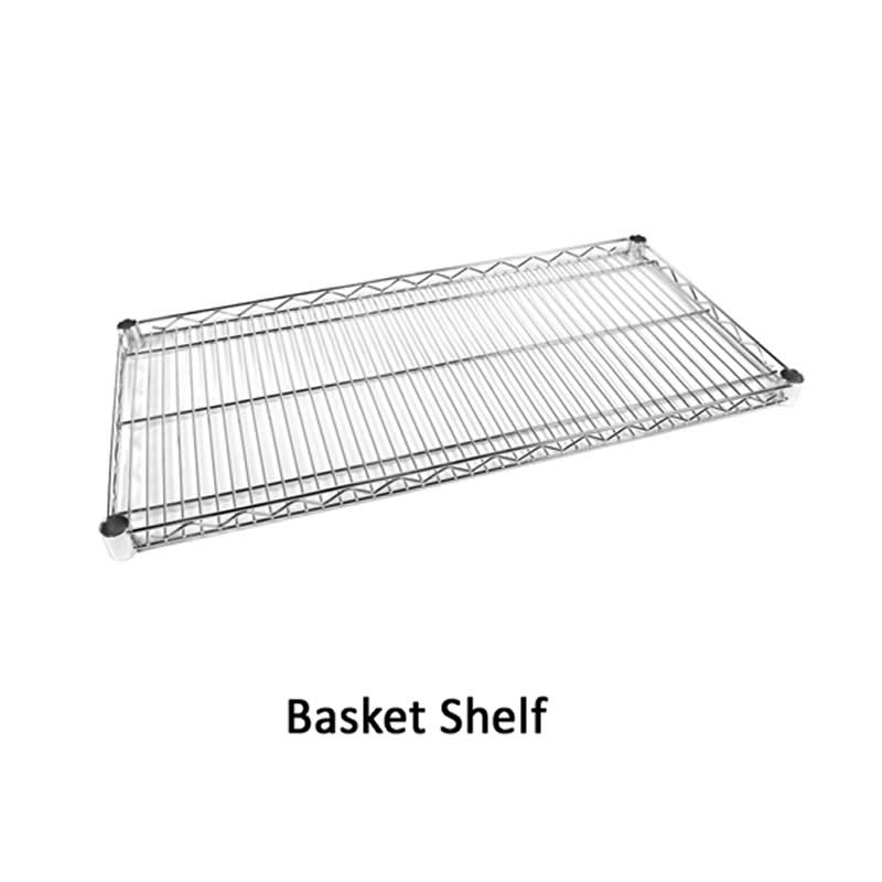 Basket Shelves for Eclipse Shelving