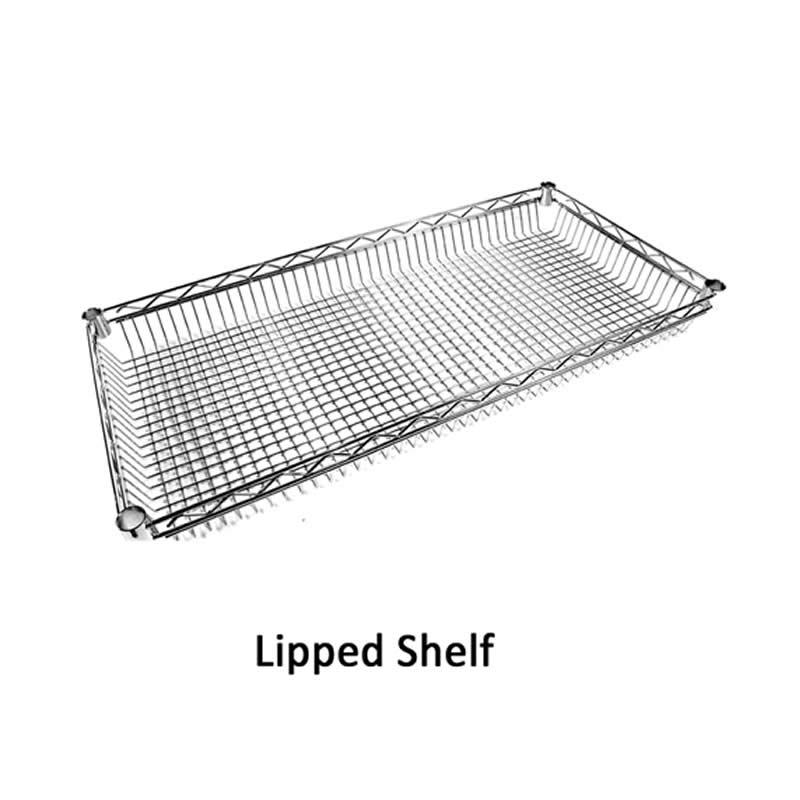 Lipped Shelves for Eclipse Shelving