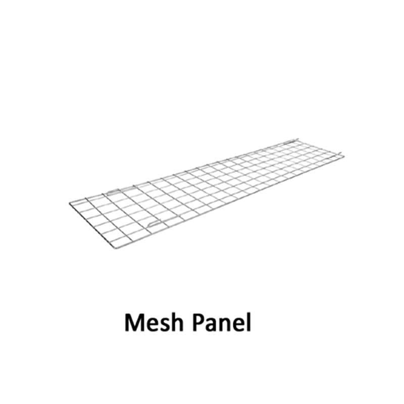 Mesh Panels for Eclipse Shelving