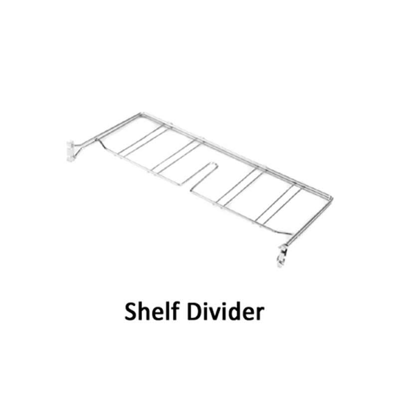 Shelf Dividers for Eclipse Shelving